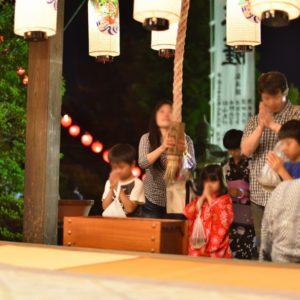 泉定林寺 2018年7月7日 九萬九千日祭が開催されます!この日願えば九万九千のご利益がある。