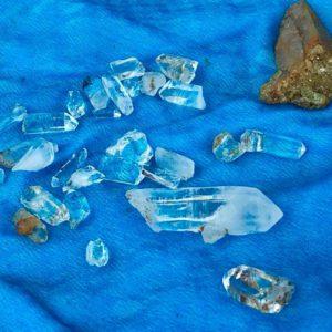 『土岐市はかつて水晶の山で囲まれてた?』土岐津町に水晶を拾いに行ってきた。
