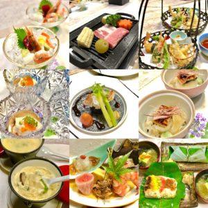 下石町|食事処 たわらや|懐石料理コースが美味しくて、ボリューム満点の10品でお腹いっぱい!