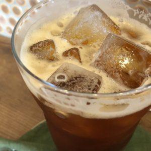 土岐津町サンマート土岐口店さん敷地内にある杏カフェさんのアイスドリンクで夏を乗り切る!