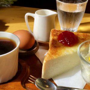 土岐市泉大坪町・喫茶モア|約6.5cm!通常の3倍の厚さで出されるモーニングトーストに驚く。古き良き昭和が漂うレトロ喫茶。