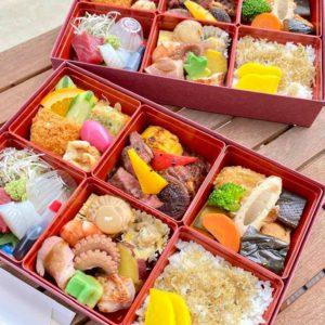 """玉手箱か?宝箱か?この弁当は、お店の縮図""""リトルあん堂""""である。土岐口中町・日本料理あん堂さんの1日限定20食の本格日本料理弁当をテイクアウトしたが、やっぱ間違いなしの完成度!"""