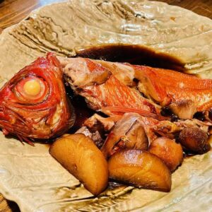 魚が美味しいお店発見!土岐市泉大坪町の国道19号沿い 『食sai魚DoKoRoやma.』さんで刺身盛り合わせ、金目鯛などを食べてきました。