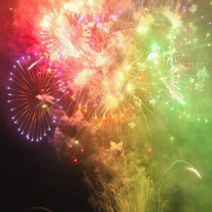 【2021年花火打上】土岐市&瑞浪市の花火打上げは8月21日(土)夜8時~同時開催。多治見市の花火打上げは8月1日(日)夜7時45分~