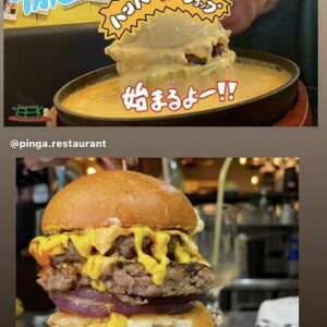 【改店】瑞浪市・PINGA ピンガレストランさんが、新たに『ハンバーガーショップ』として改店!2021年9月18日(土)リニューアルオープンします!ブラジル料理を組み合わせたハンバーガーやプレートメニューもある様子です!